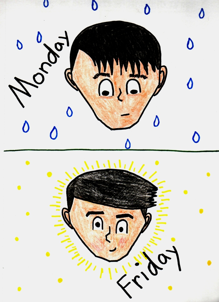 Monday:Friday